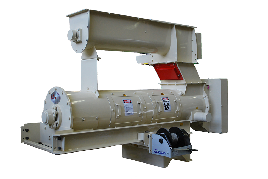 CPM Europe provides Feeders and Conditioners for optimum preparation of raw materials.