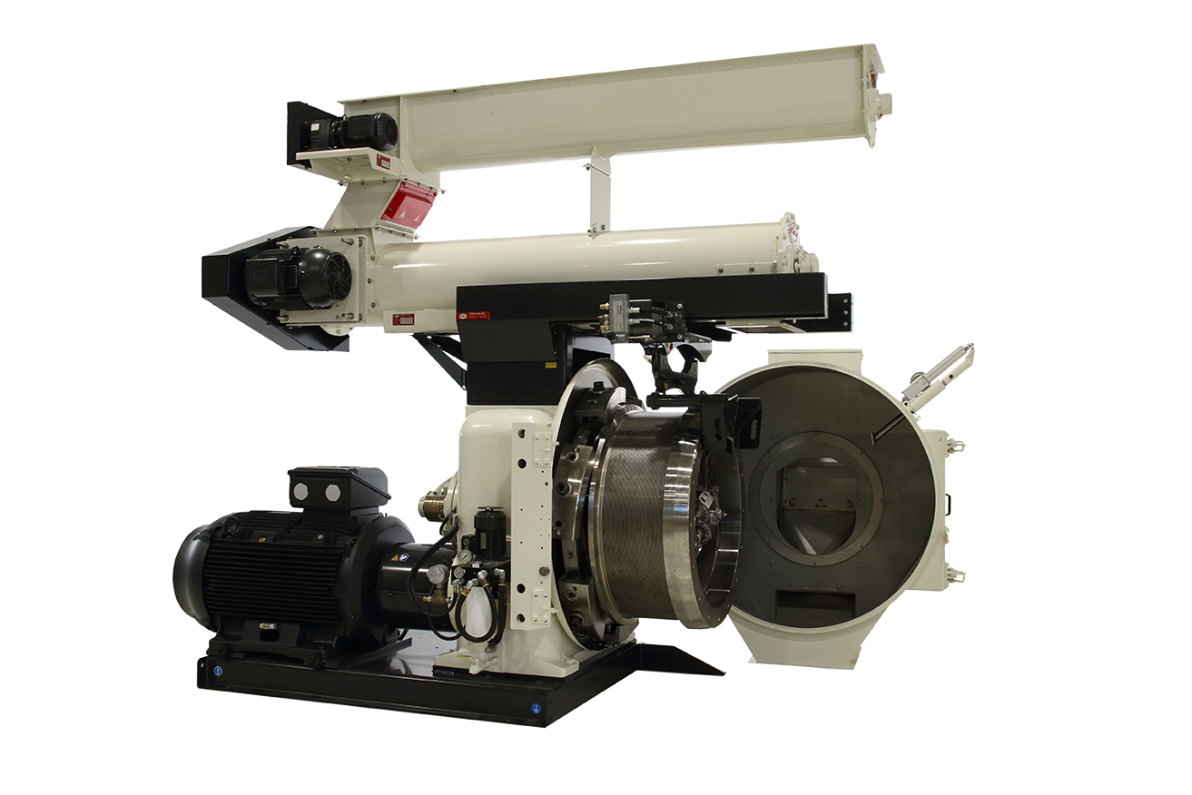 CPM Europe provides a wide range of practical, durable and robust Pellet Mills.